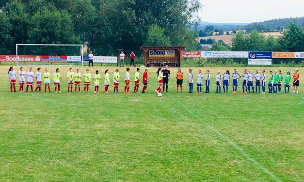 *** 1. Aktive Damenmannschaft für den TSV ***