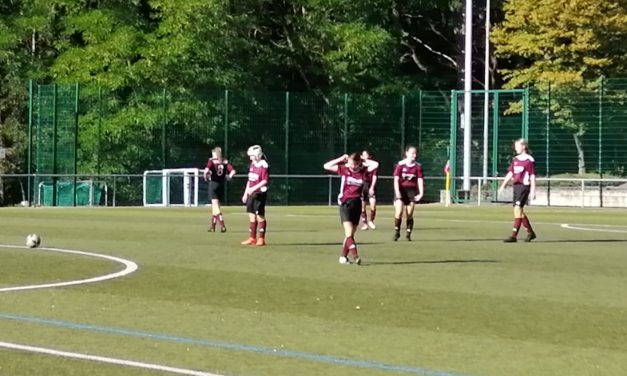 Frauen: TSV Mainaschaff : (SG) TSV Lohr / TSV Partenstein 3:7