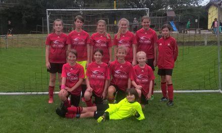 D-Mädels: Testspiel in Schimborn