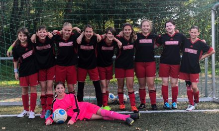 C2-Mädels: Sieg im Derby