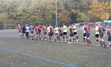 U17 Junioren: Heimspiel gegen JFG Hochspessart (10.11.2019)