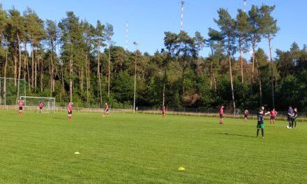 D-Mädels: Testspiel in Hessen
