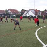 U17 Junioren: Saisonvorbereitung und erfolgreiches Testspiel