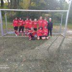 D-Mädels: Knapper Sieg gegen die Kickers