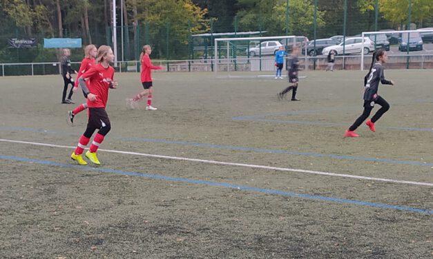 D-Mädels: Test gegen Kickers Offenbach