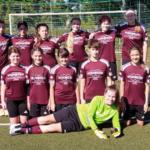 C-Juniorinnen: 5:1 im Derby