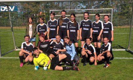 C1-Mädels: Toller Erfolg im Derby