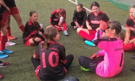 C2-Mädels: Verletzungspech verhindert zweiten Sieg