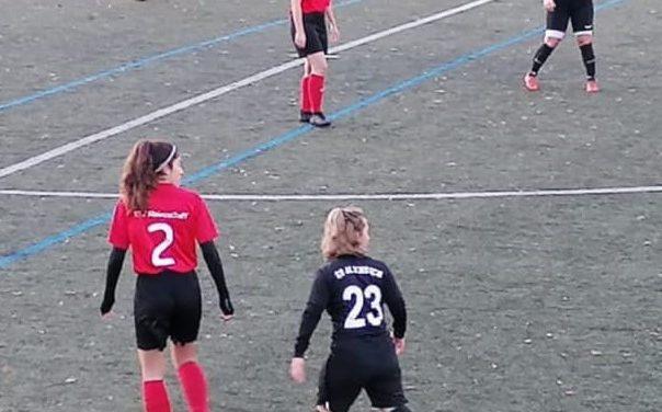 Frauen: 4:4 gegen den Tabellenführer
