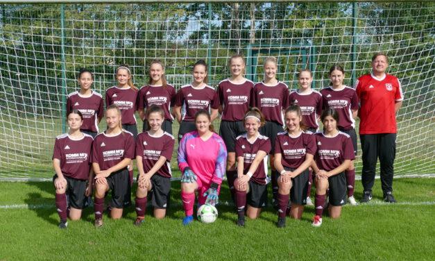 Unsere 1.Damenmannschaft vom TSV Mainaschaff