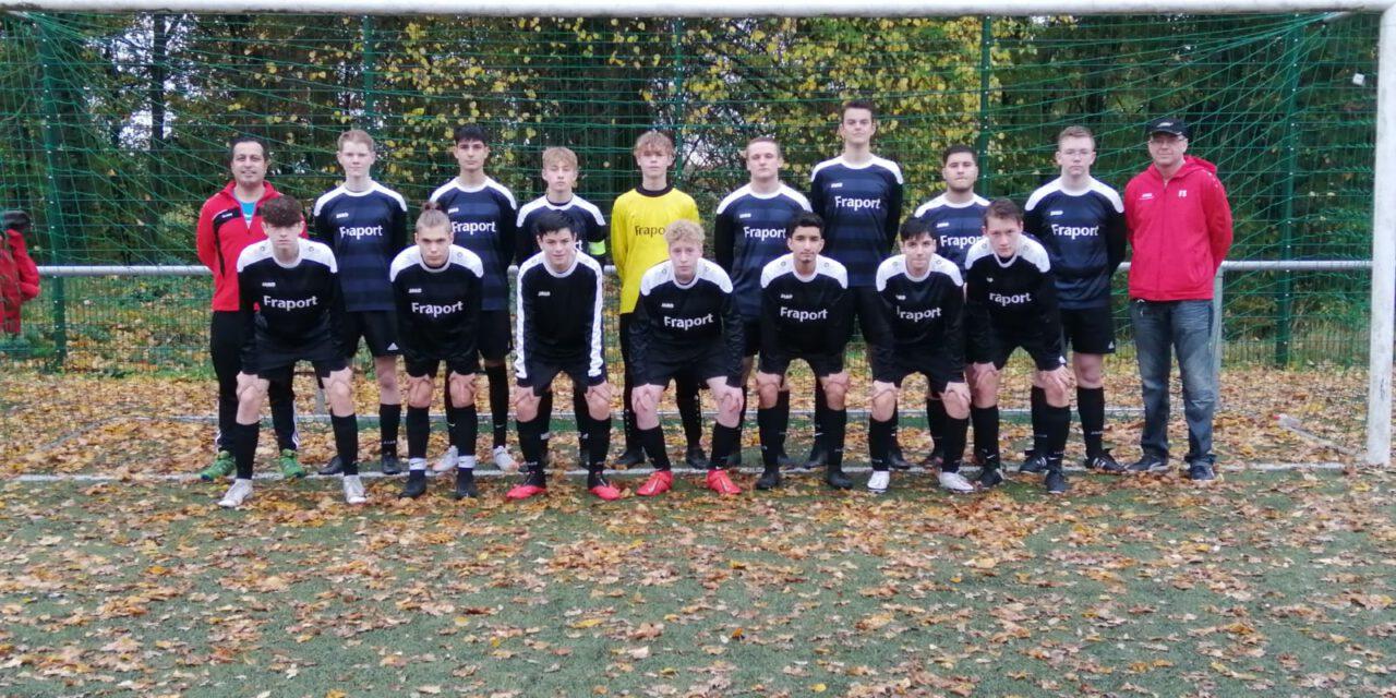 U17 Junioren: Sieg zum Saisonende