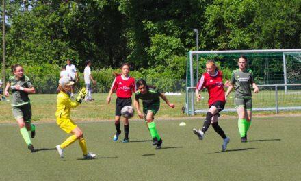 Neue C-Juniorinnen: 6:0 in Großostheim