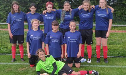 C-Juniorinnen: Toller Start in die Meisterschaftsrunde