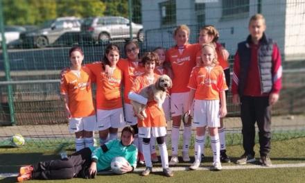 D-Juniorinnen: 6:1 gegen Adelsberg