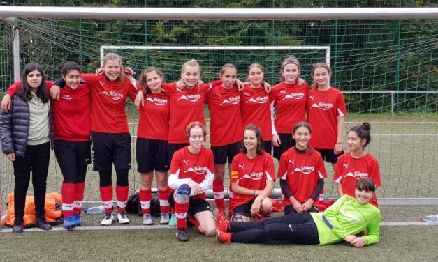 C2-Juniorinnen: 3:1 gegen Karlstadt