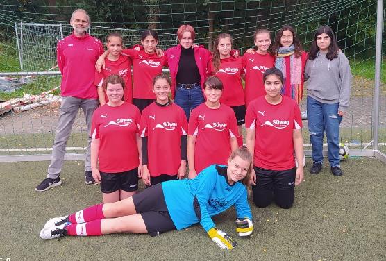 C2-Juniorinnen: Zweiter Sieg im zweiten Spiel
