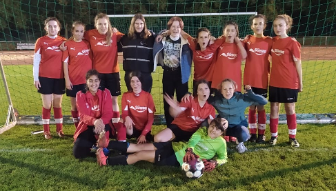 C2-Juniorinnen: 2:0 in Großostheim